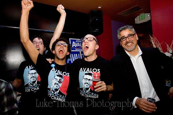 Election 2008, San Francisco